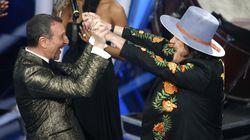 Lo show perde ritmo. Immenso Ranieri. Zucchero ospite 'internazionale' di questo Sanremo (dall'inviata L.