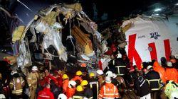 Τρεις νεκροί και δεκάδες τραυματίες από το αεροπορικό δυστύχημα στην