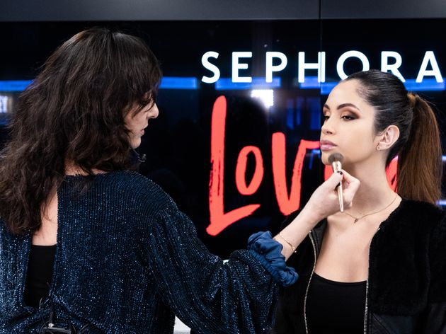 Sephora cans all makeup services due to