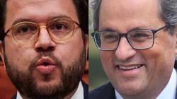 Encuestas en Cataluña: ERC sigue como primer fuerza, pero JxCat recorta