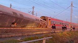 Al menos dos muertos y 27 heridos por el descarrilamiento de un tren en