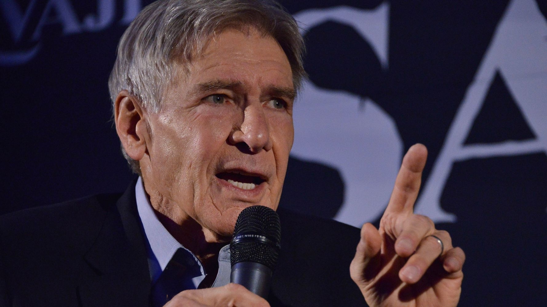 Harrison Ford: America Has Lost Its Moral Leadership And Credibility