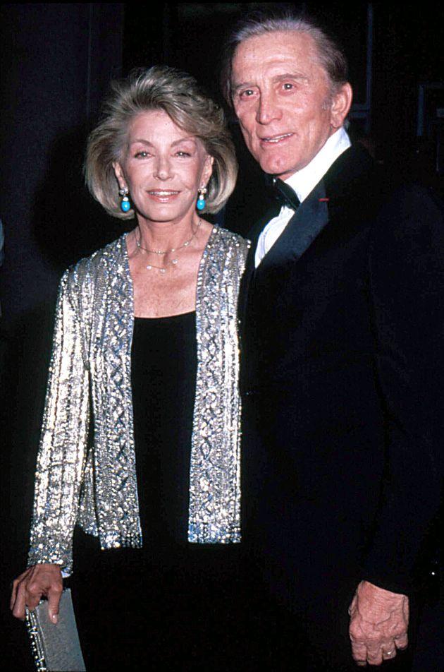 Με τη σύζυγο του Αν...