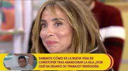 María Patiño la lía en 'Sálvame' al leer un mensaje confidencial en