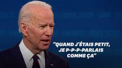 Les conseils de Joe Biden pour vaincre son bégaiement, ce