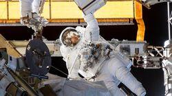 Cette astronaute vient de battre un record féminin dans