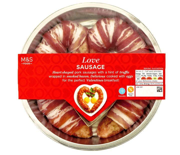 The original Love Sausage