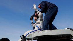 AstroLuca è rientrato sulla Terra. La missione è