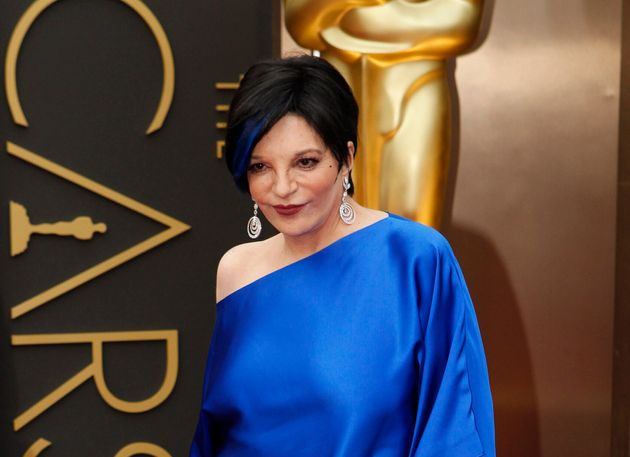 Liza Minnelli sur le tapis rouge des Oscars en