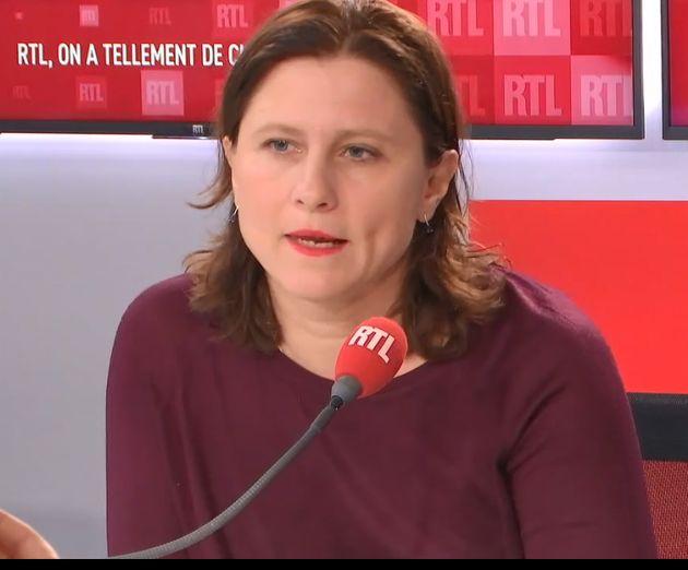 La ministre des Sports, Roxana Maracineanu, lance un appel aux victimes de violences sexuelles sur RTL...