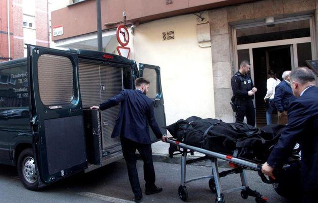 El Gobierno confirma que el asesinato de Gijón fue un crimen