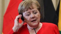 """Merkel califica de """"imperdonable"""" la elección del presidente de Turingia con votos de la"""
