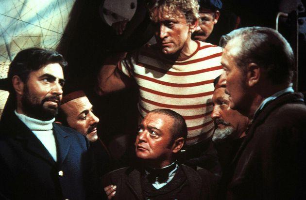 5 Filmes inesquecíveis com Kirk Douglas que você precisa