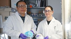 Canadian Scientists Pioneer Mask That Kills Viruses In Mere