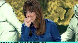 El gesto de Mamen Mendizábal en 'Más Vale Tarde' que genera cachondeo en redes: ojo a lo que dice