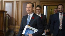 Le gouvernement déposera le budget du Québec le 10