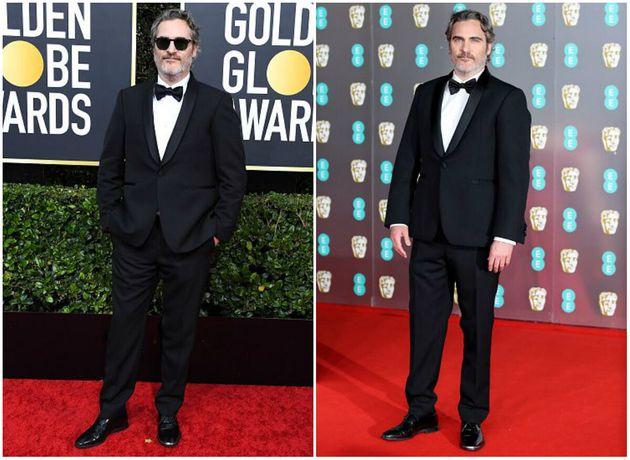 Oscars 2020: Le costume de Joaquin Phoenix cache une leçon
