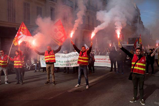 130.000 manifestants contre la réforme des retraites, selon la CGT, la mobilisation en