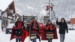 RCMP Arresting Wet'suwet'en Pipeline Protesters In B.C., Activists