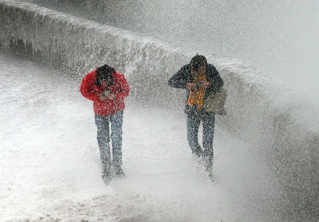 La tempête Ciara et ses vents à plus de 100km/h attendus dans le nord de la France dimanche...
