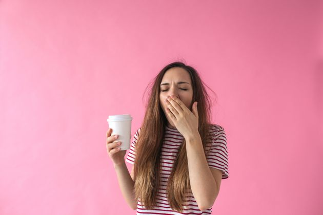 We know teenagers don't get enough sleep. But will coffee