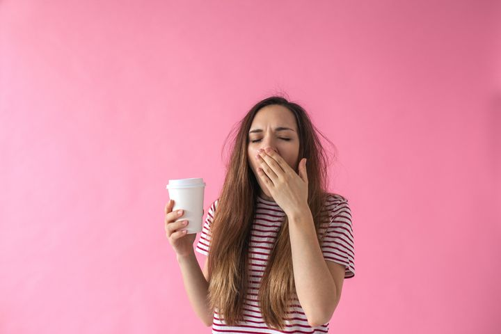 We know teenagers don't get enough sleep. But will coffee help?