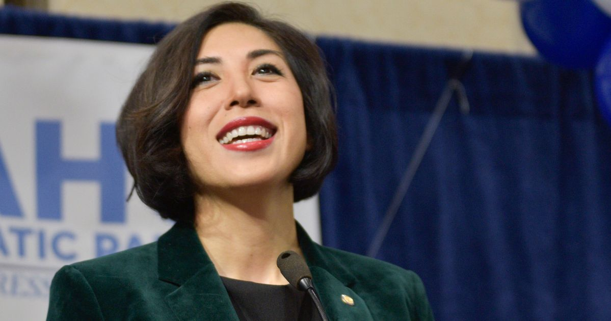 Democrat Paulette Jordan Is Running For Senate In Idaho