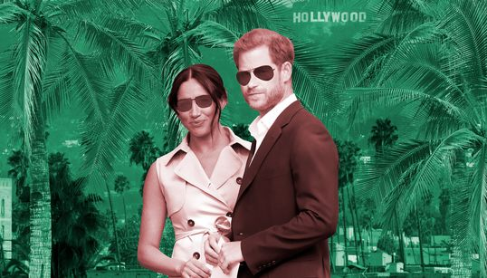 Is Moving To LA The Right Move For Harry And Meghan's Privacy