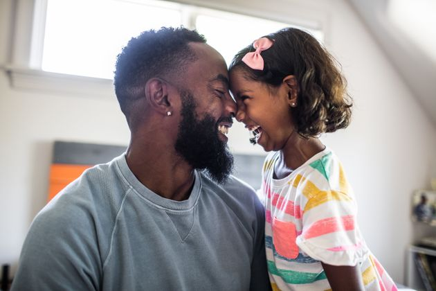 If you consciously show your kid different ways you love them, they'll be able to express what thye've learned to others.