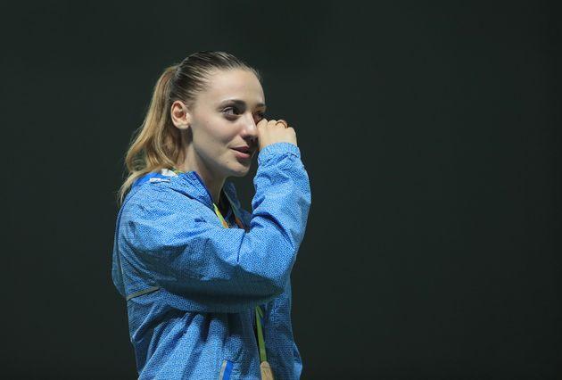 Η Άννα Κορακάκη θα είναι η πρώτη γυναίκα λαμπαδηδρόμος στην