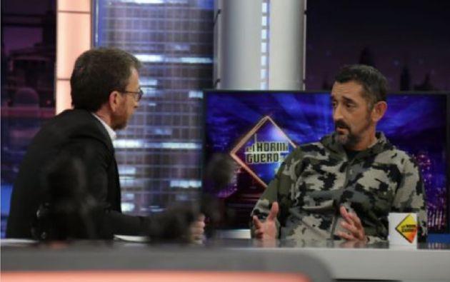 El Dr Cavadas y Pablo Motos hace un año en 'El