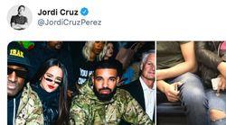 Jordi Cruz se fija en un llamativo detalle en la última foto de Rosalía: la comparación es un rotundo