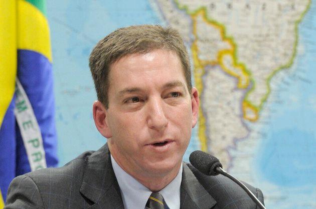 O jornalista Glenn Greenwald foi acusado deorganização criminosa, lavagem de dinheiro...