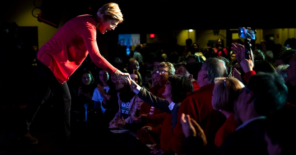 Warren Wants To Unite The Party, But Some Of The Voters She Needs Aren't Democrats
