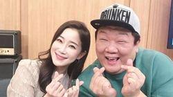 김하영이 '유민상 정말 좋은 사람'이라면서 밝힌 '반전'