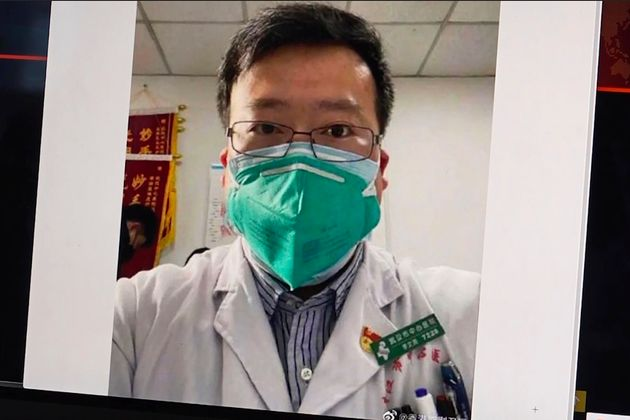 Dr. Li Wenliang – a medic who tried to raise the alarm about coronavirus – has died aged
