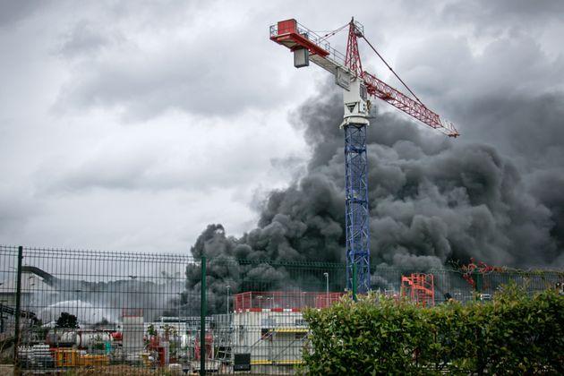 Le 26 septembre dernier, un violent incendie a dévasté le site de l'usine Lubrizol de