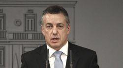 Urkullu anuncia elecciones autonómicas en el País Vasco para el 5 de
