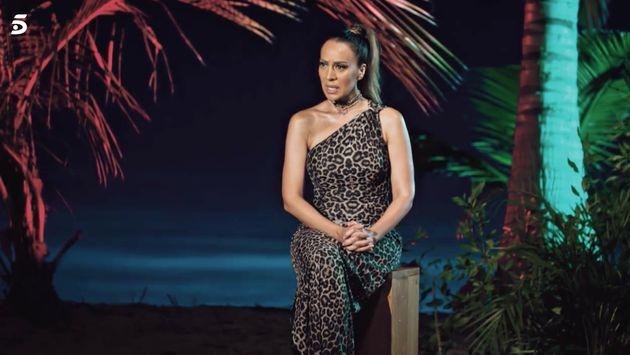 Mónica Naranjo en 'La isla de las