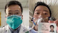 중국 공산당, '우한 영웅' 리원량 의사 사망 사건