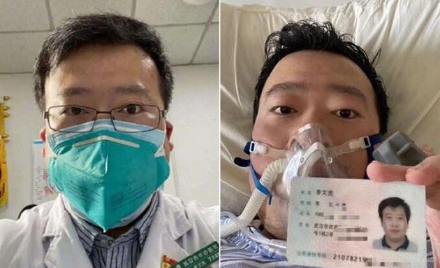 중국 우한시에서 시작된 신종 코로나바이러스 실태를 외부에 최초로 알린 중국 의사 리원량(李文亮·34)이 7일