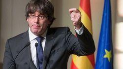 El TC inadmite por prematuro el recurso de Puigdemont contra su
