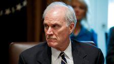 Panglima Angkatan Laut Digulingkan Oleh Truf Untuk Mendukung Bloomberg Untuk Presiden