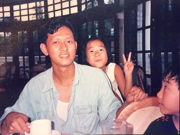 家庭教師のビルマ人の先生と小さいころの大村さん