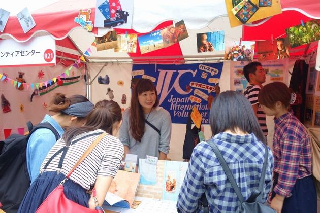 東京で広報をしていたころの大村さん