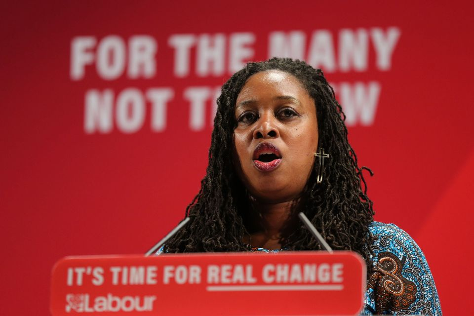 Labour's Dawn Butler, who is running to become the party's next deputy
