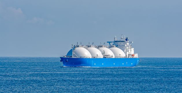 Το LNG συνδέει ένα αρχικό...