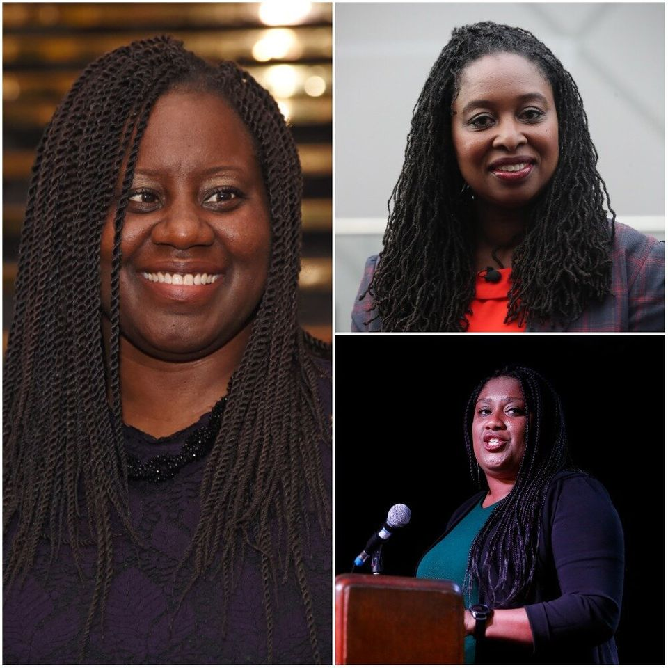 Labour MP Marsha de Cordova was mistaken for Dawn Butler and Bell Ribeiro-Addy in a matter of