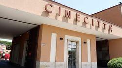 Στα στούντιο της Cinecitta στη