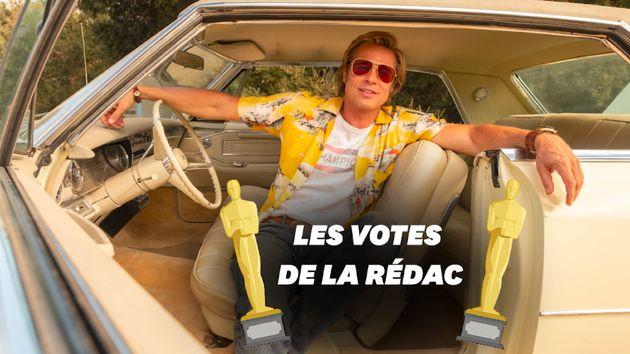 Brad Pitt vers un Oscar du meilleur second rôle dans